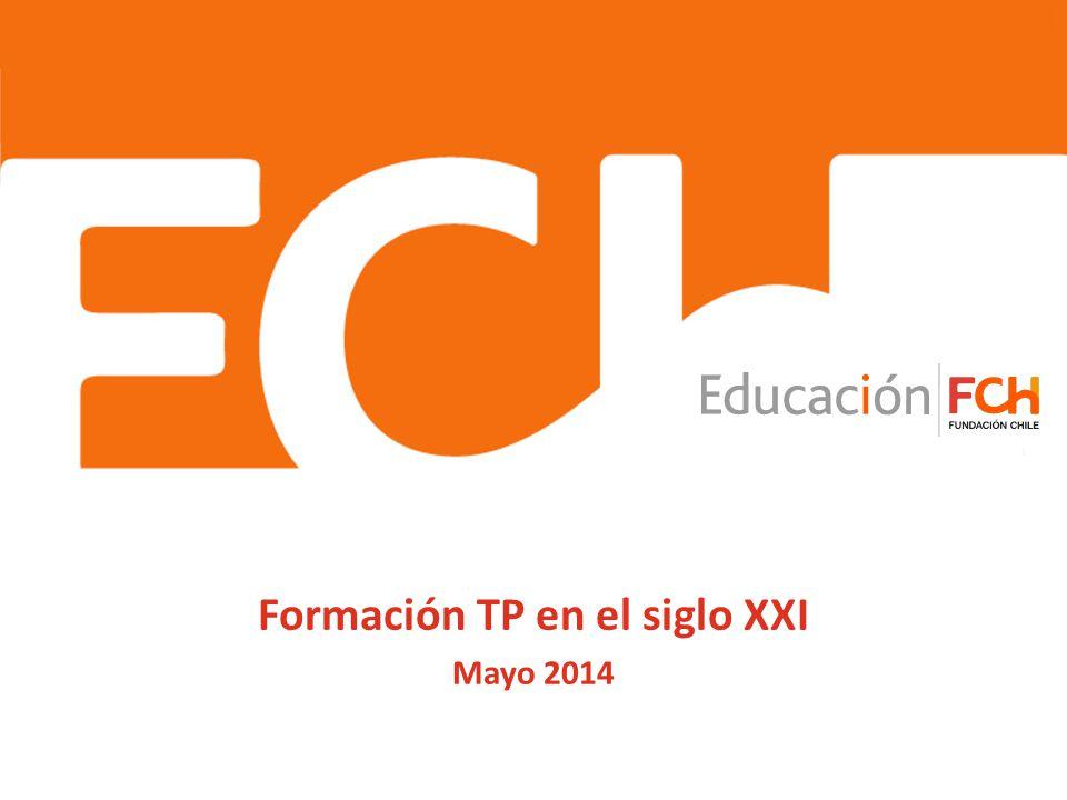 Formación TP en el siglo XXI Mayo 2014