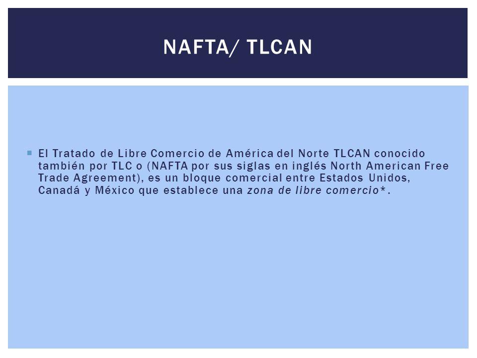 NAFTA/ TLCAN