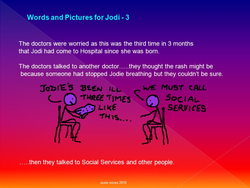 Words and Pictures for Jodi - 3