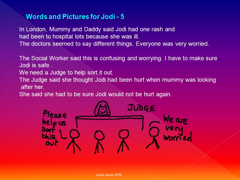 Words and Pictures for Jodi - 5