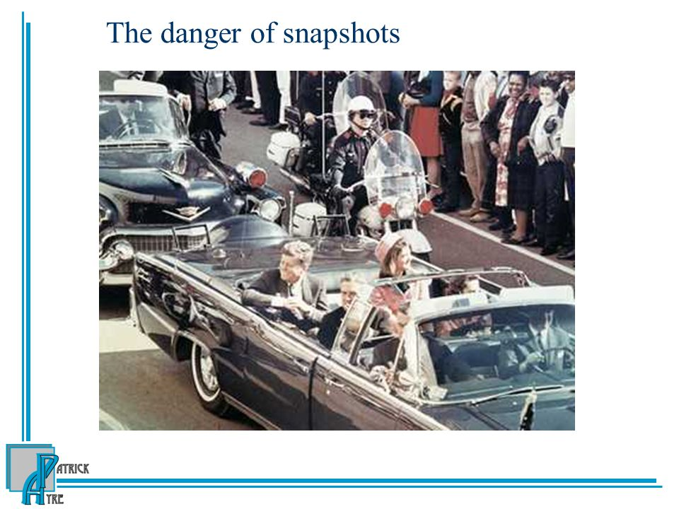 The danger of snapshots