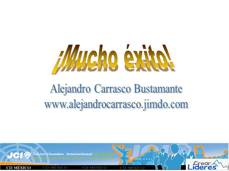 Alejandro Carrasco Bustamante