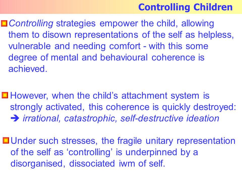 Controlling Children