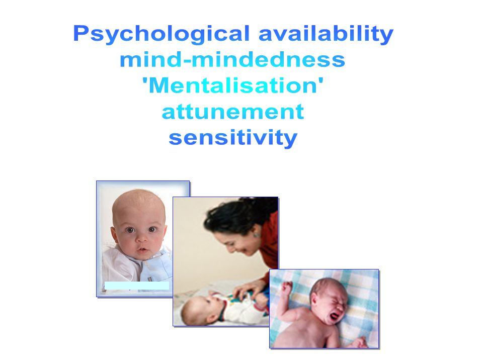 Psychological availability