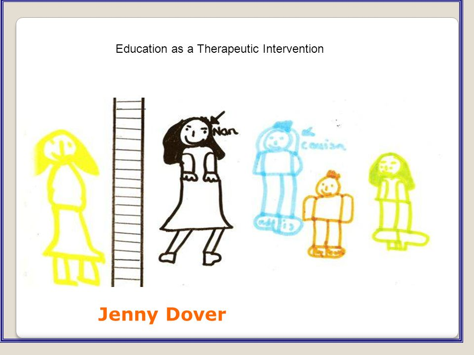 Education as a Therapeutic Intervention