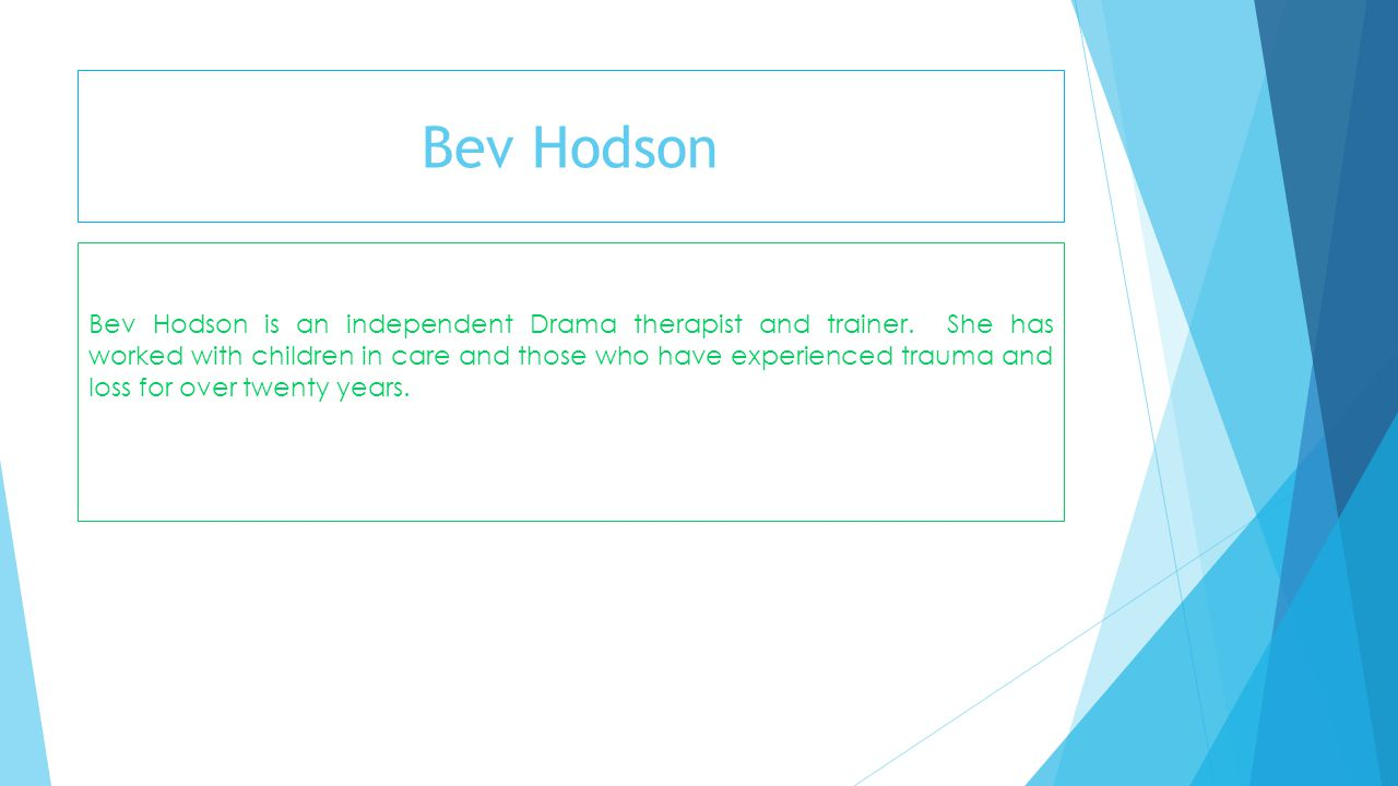 Bev Hodson