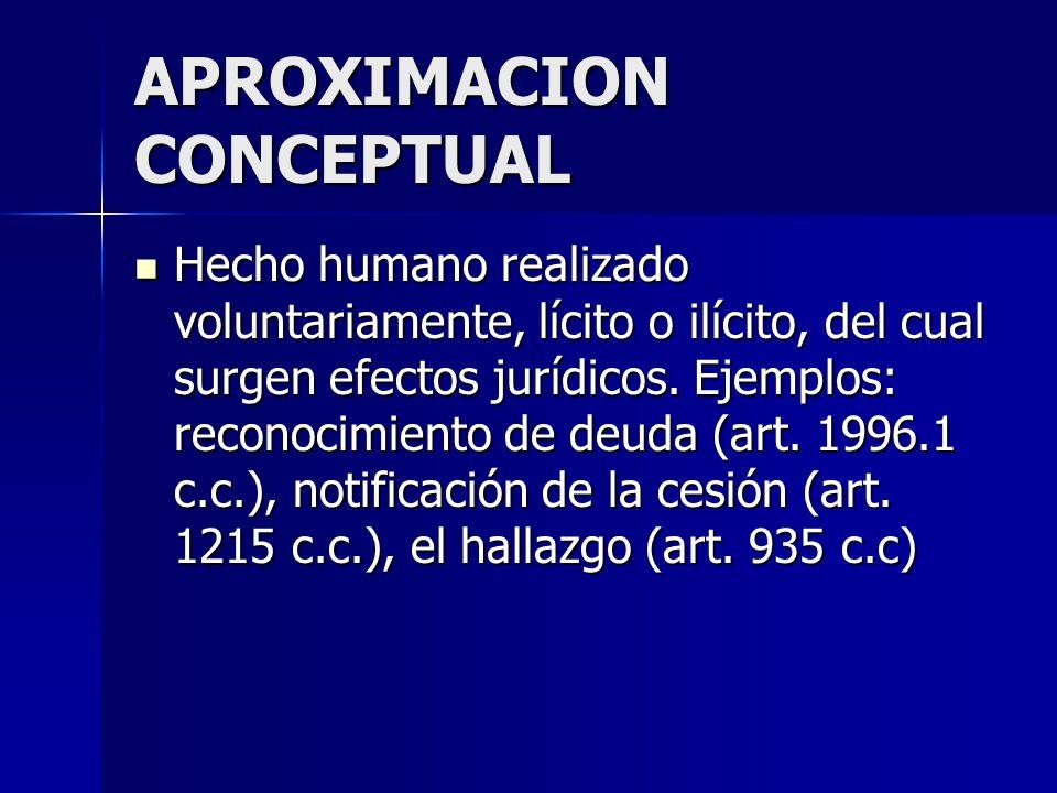 APROXIMACION CONCEPTUAL