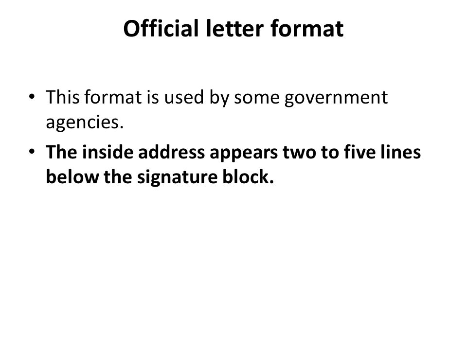 Types Of Format. - Ppt Video Online Download