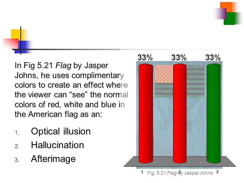 Fig. 5.21 Flag by Jasper Johns