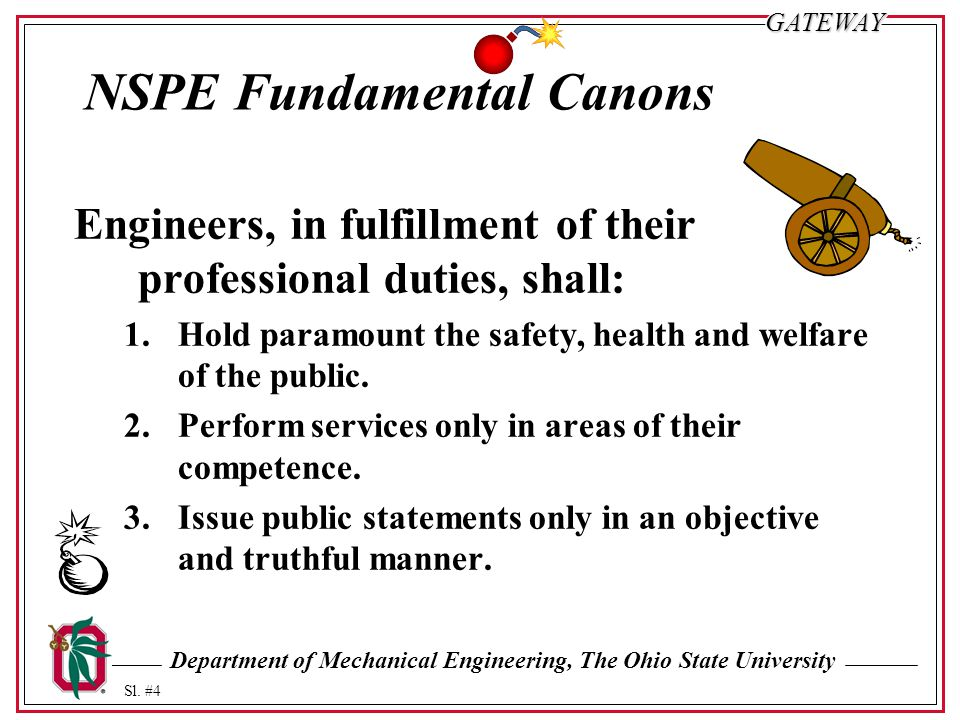 NSPE Fundamental Canons
