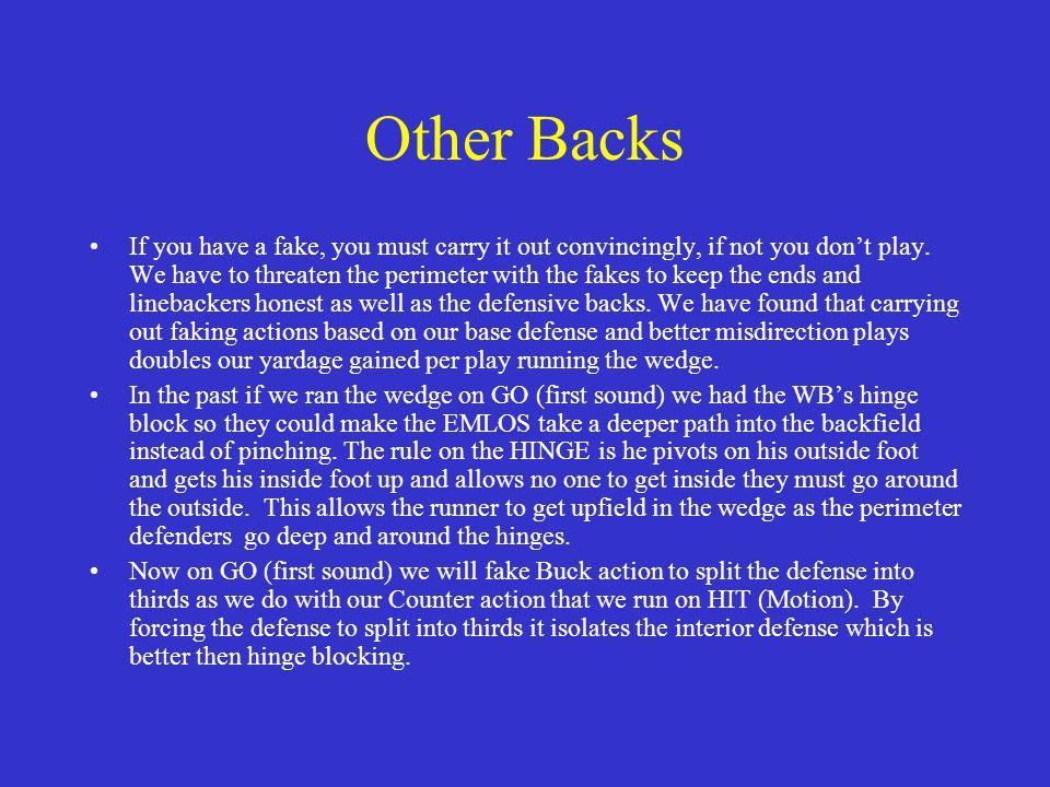 Other Backs