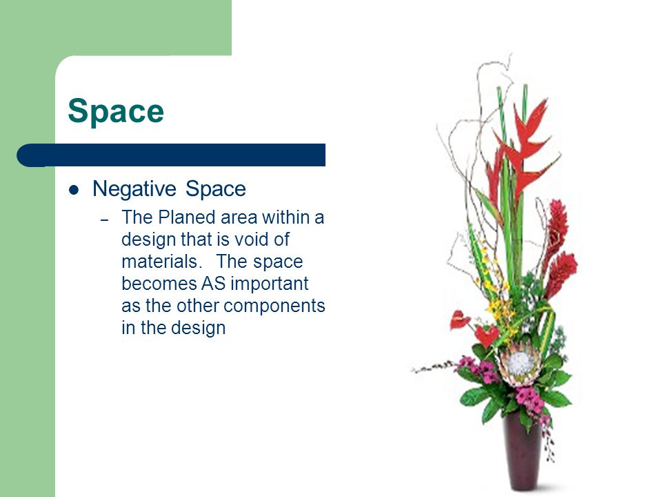 Space Negative Space.