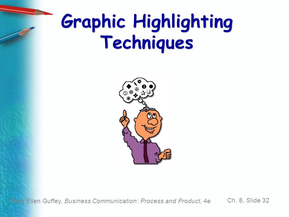 Graphic Highlighting Techniques