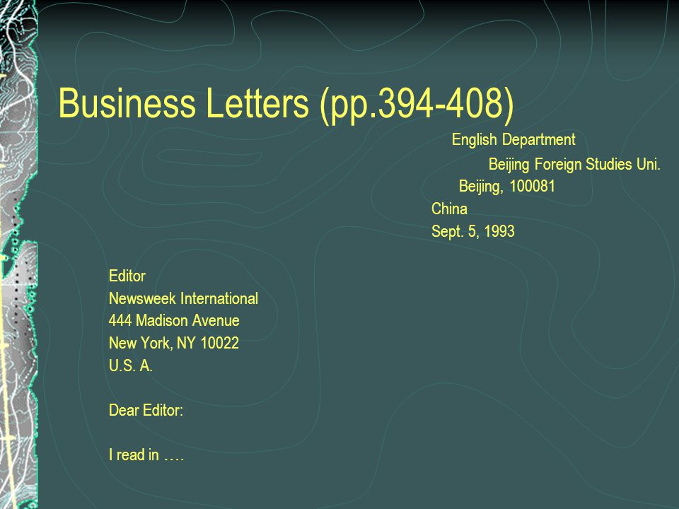 Business Letters (pp.394-408)