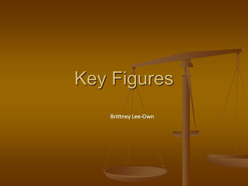 Key Figures Brittney Lee-Own