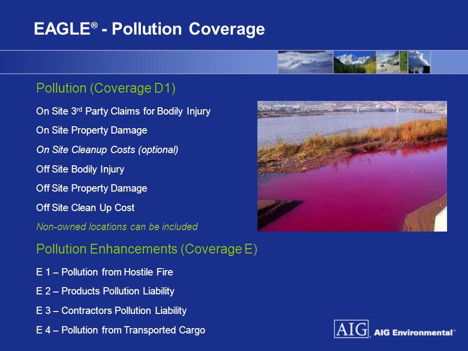 EAGLE® - Pollution Coverage