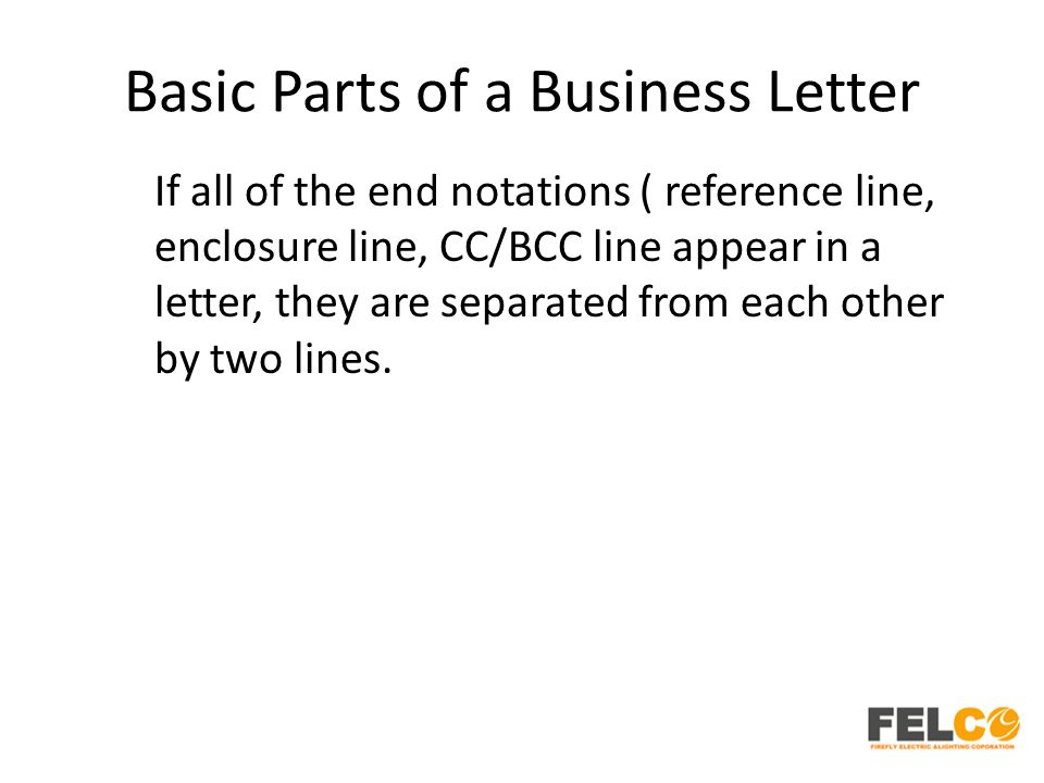 basics of business letters High-impact business writing from university of california, irvine effective writing is a powerful tool in the business environment learn how to articulate your thoughts in a clear and concise manner that will allow your ideas to be better.