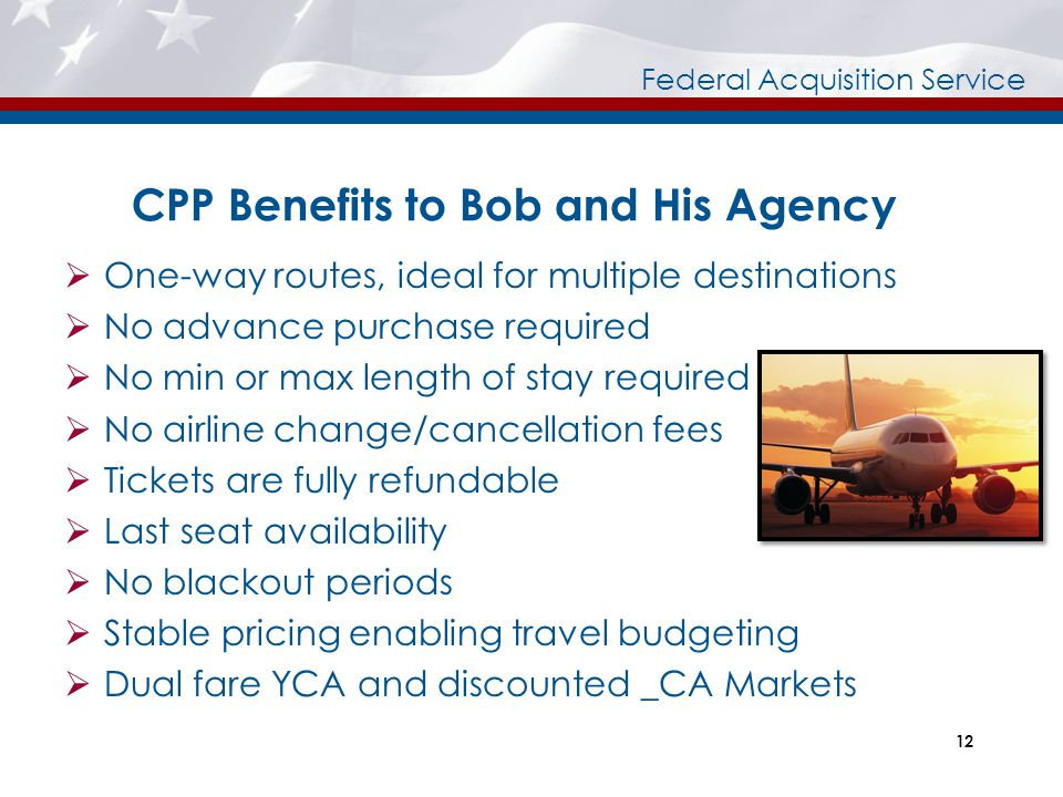 CPP Benefits to Bob and His Agency
