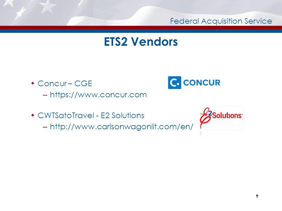ETS2 Vendors Concur – CGE https://www.concur.com