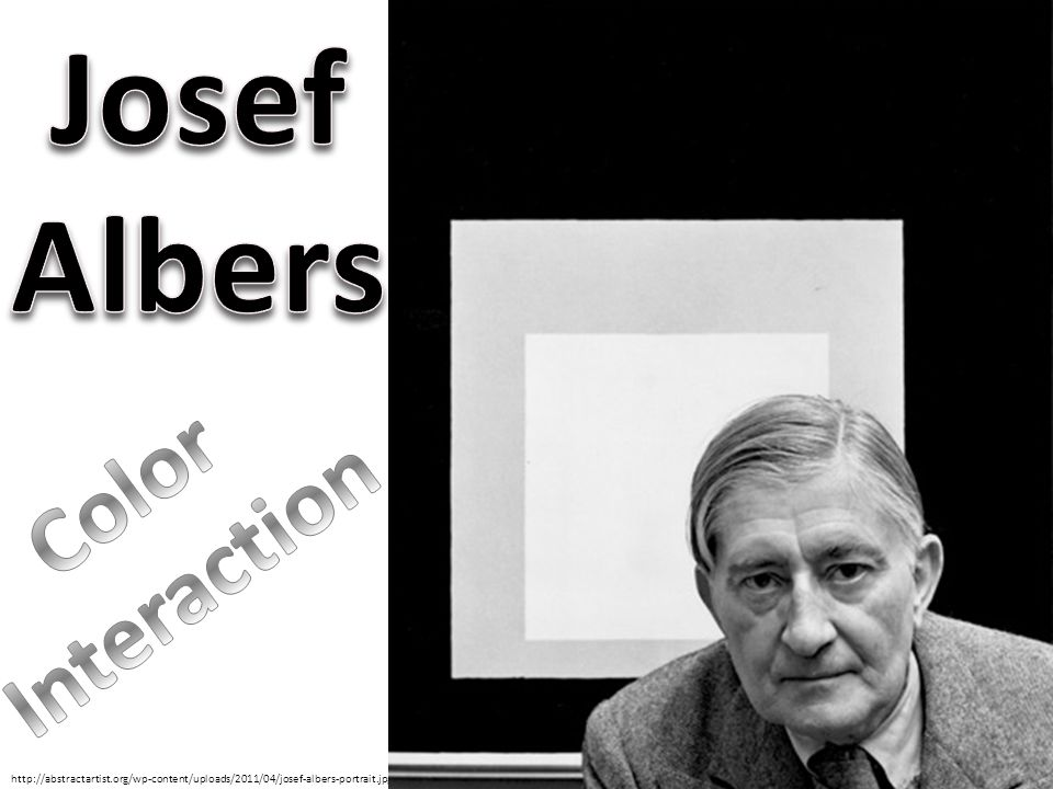 Josef Albers Color Interaction