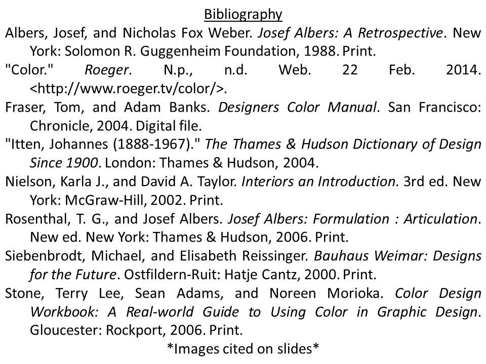 *Images cited on slides*