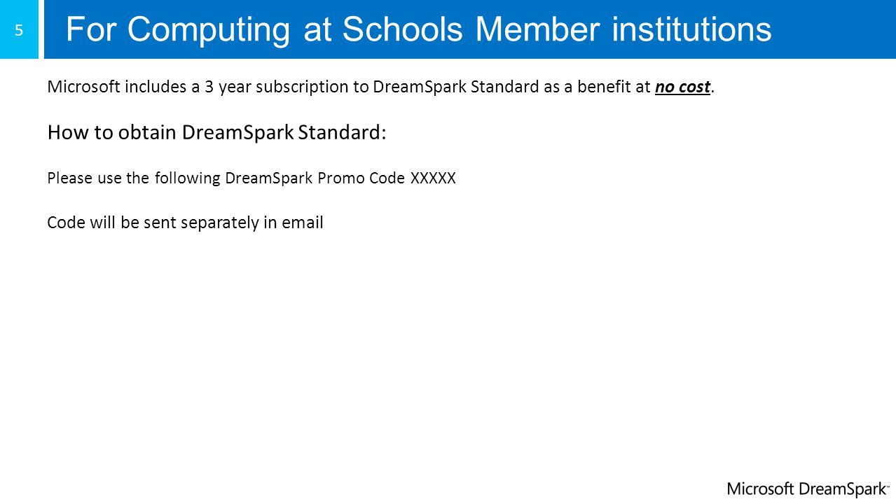 For Computing at Schools Member institutions