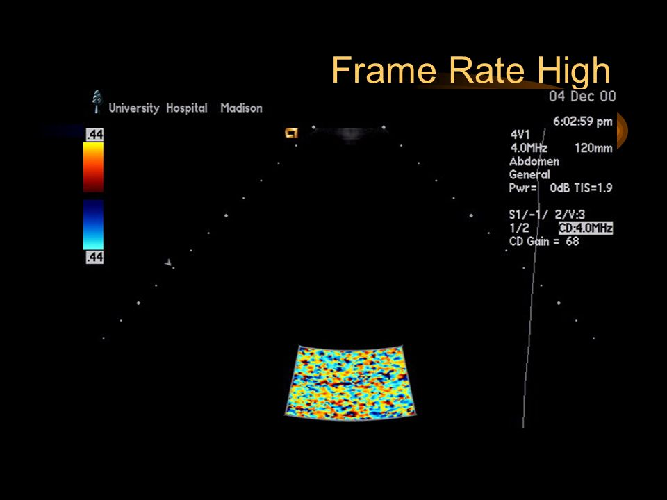Frame Rate High