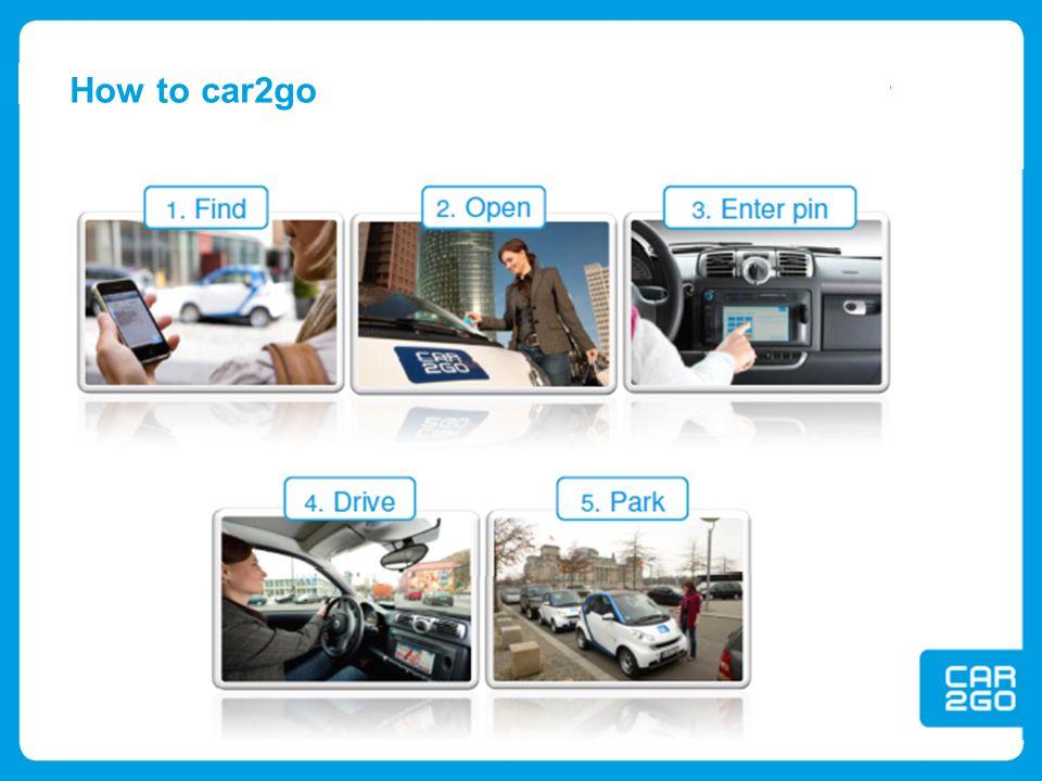 How to car2go