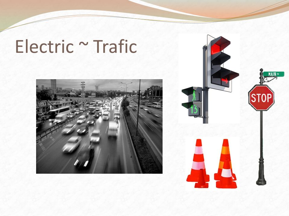 Electric ~ Trafic