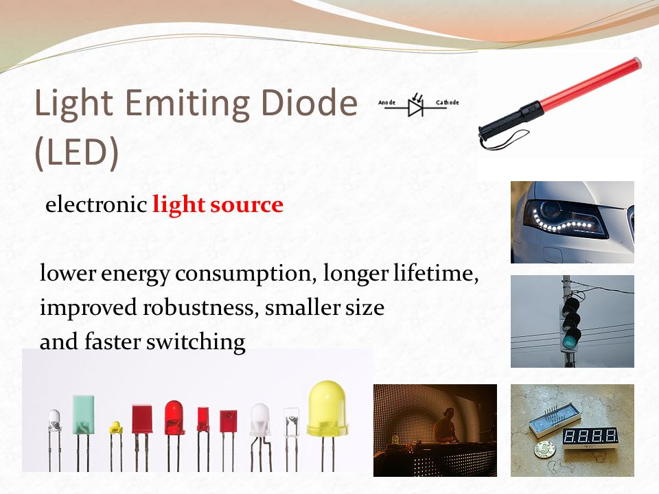 Light Emiting Diode (LED)