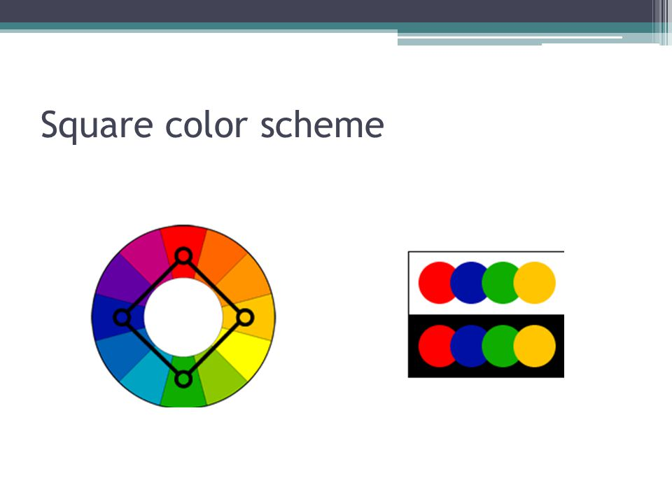 28 Square Color Scheme