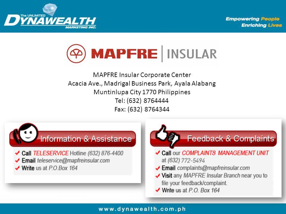 MAPFRE Insular Corporate Center