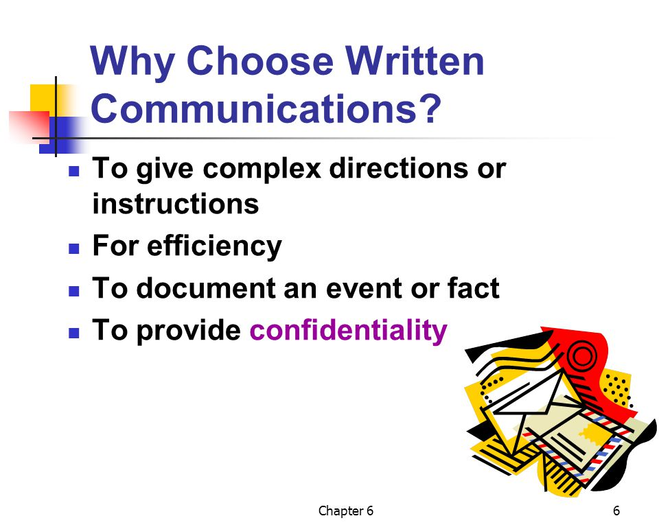 Why Choose Written Communications