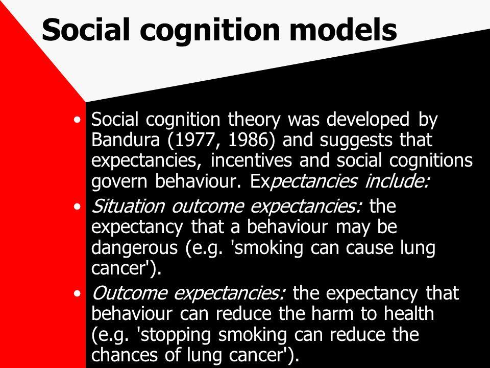Social cognition models