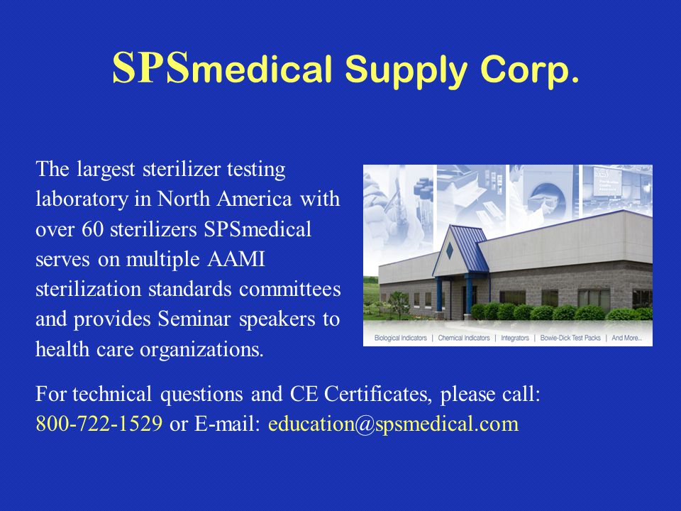 SPSmedical Supply Corp.