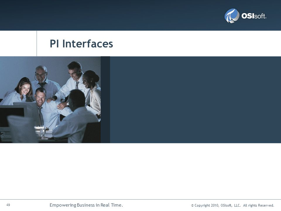 PI Interfaces