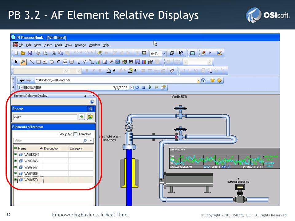 PB 3.2 - AF Element Relative Displays
