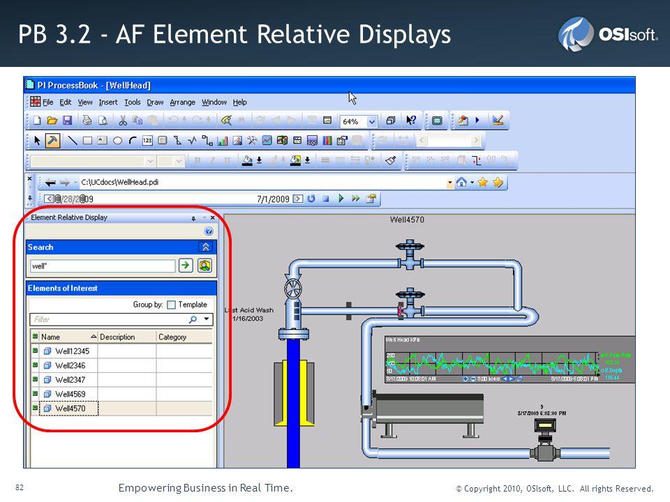 PB 3.2 - AF Element Relative Displays