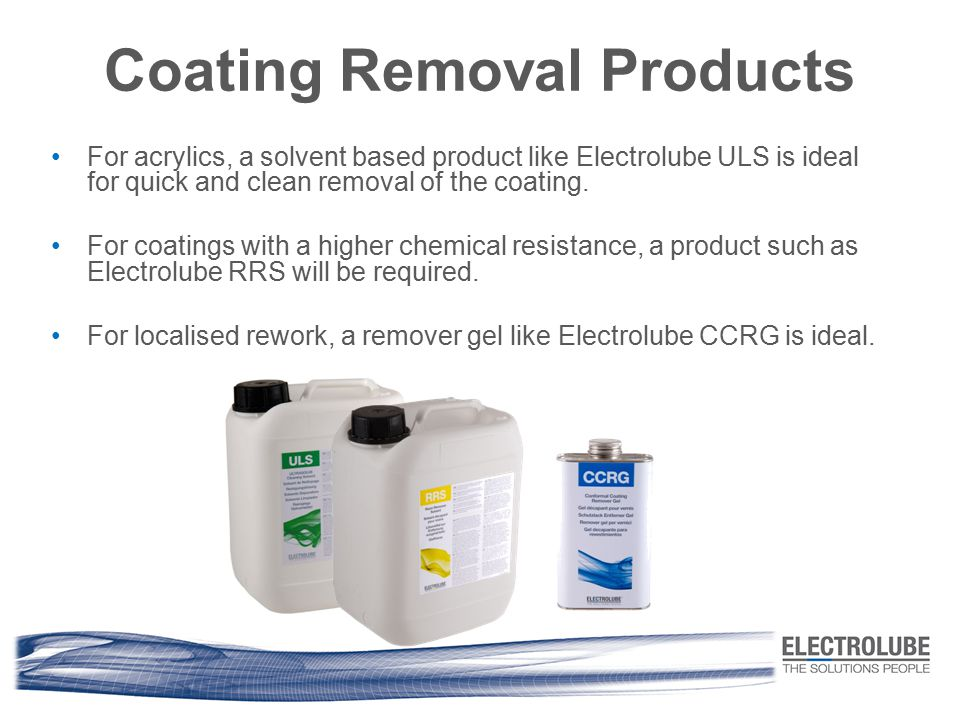 Coating Removal Products