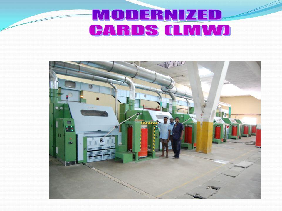 MODERNIZED CARDS (LMW)