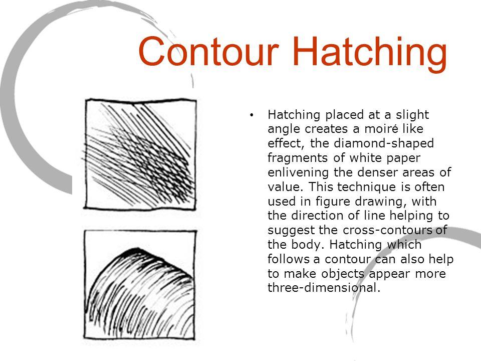 Contour Hatching