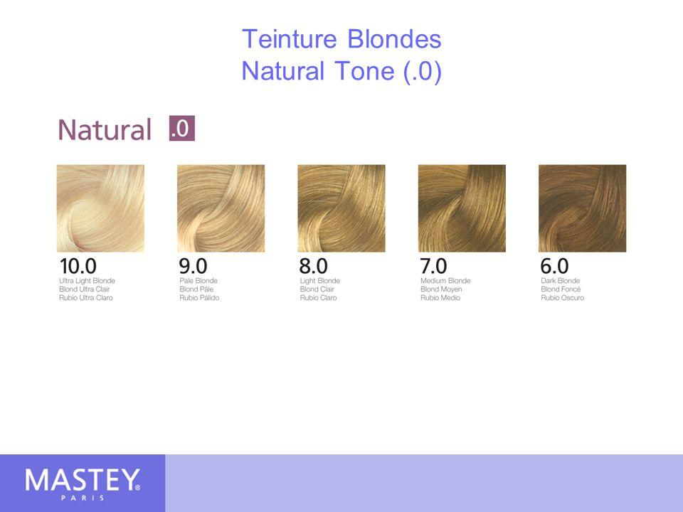 Teinture Blondes Natural Tone (.0)