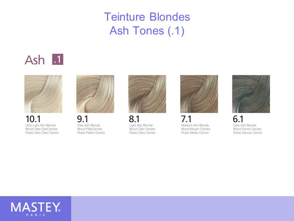 Teinture Blondes Ash Tones (.1)