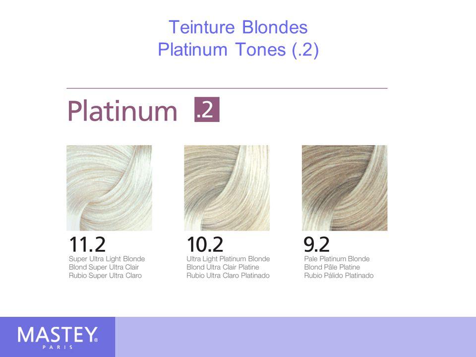 Teinture Blondes Platinum Tones (.2)
