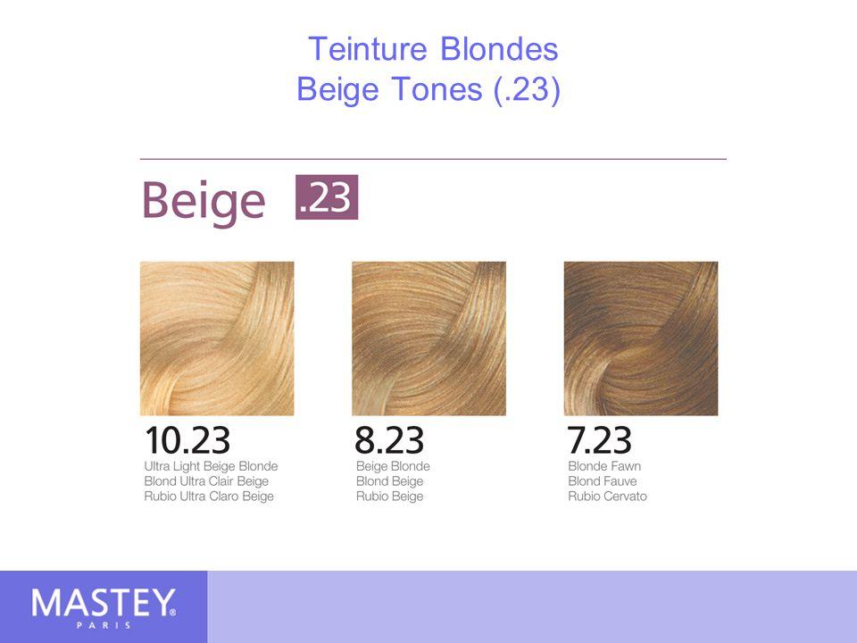 Teinture Blondes Beige Tones (.23)