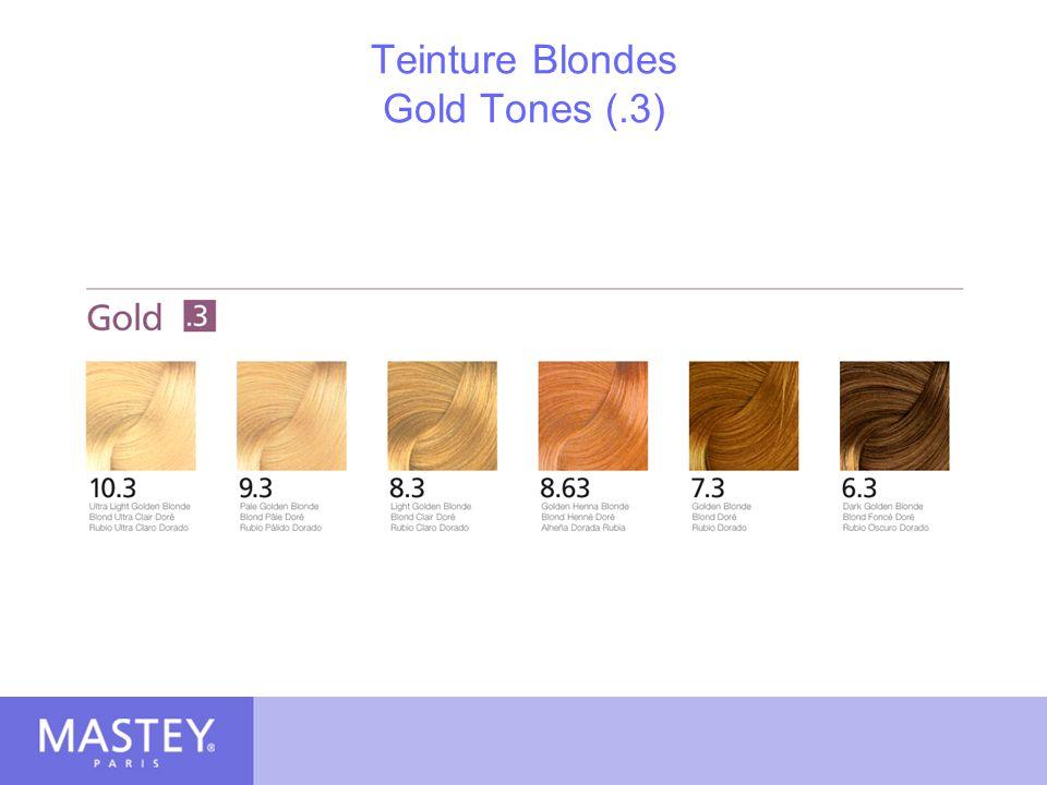 Teinture Blondes Gold Tones (.3)