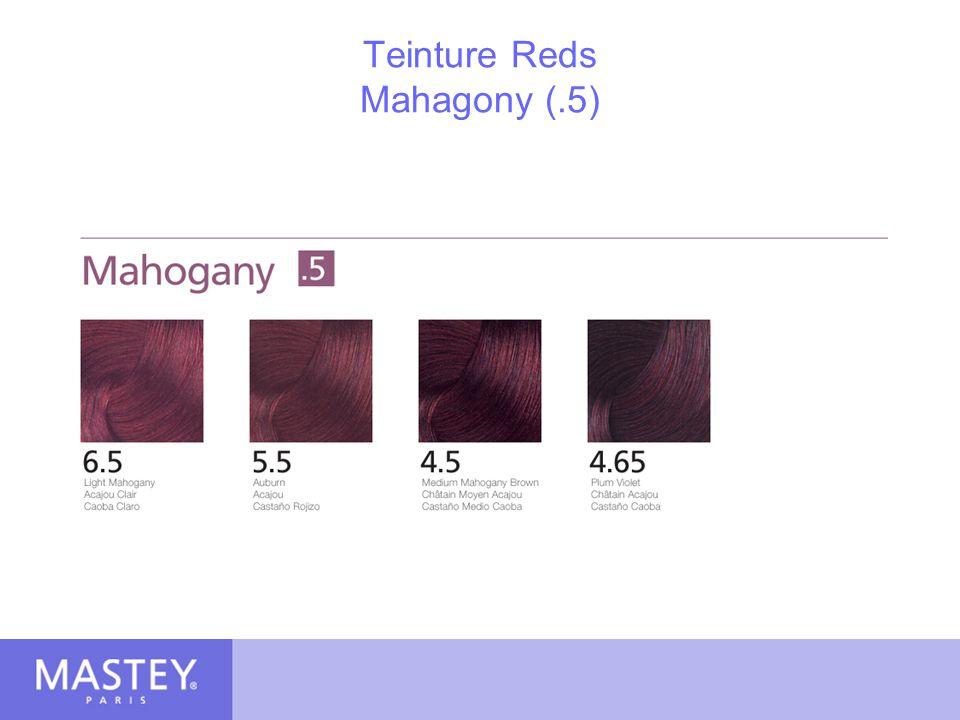 Teinture Reds Mahagony (.5)
