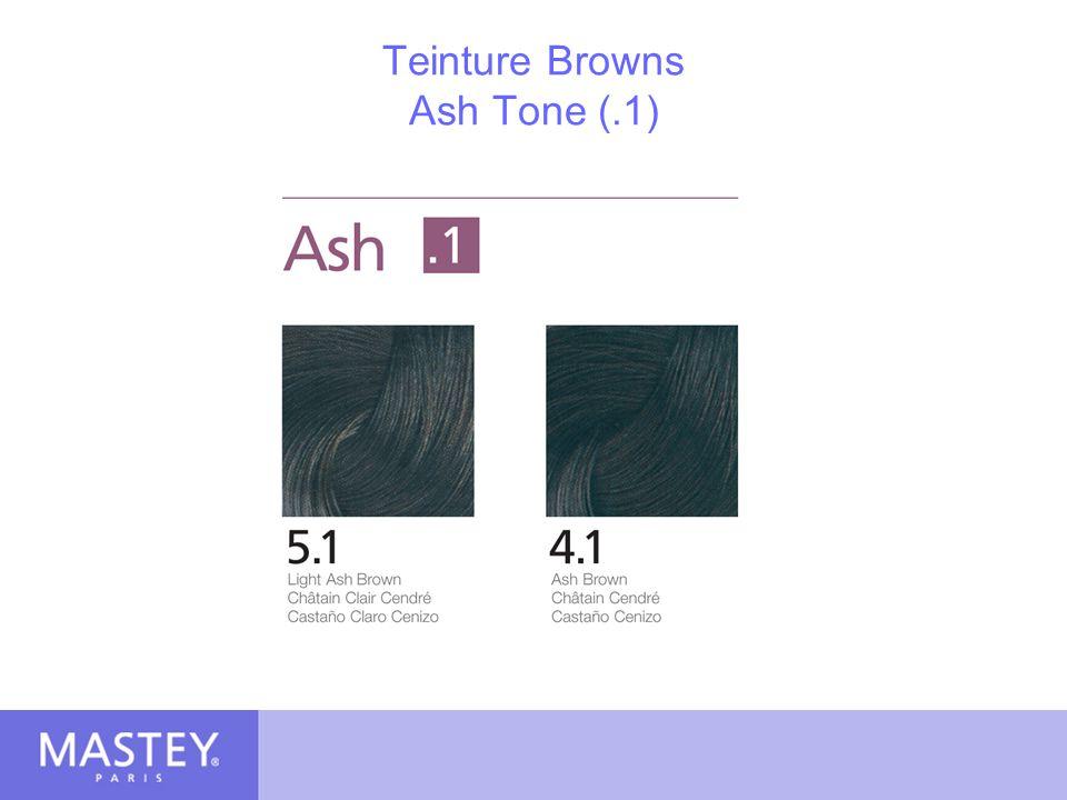 Teinture Browns Ash Tone (.1)
