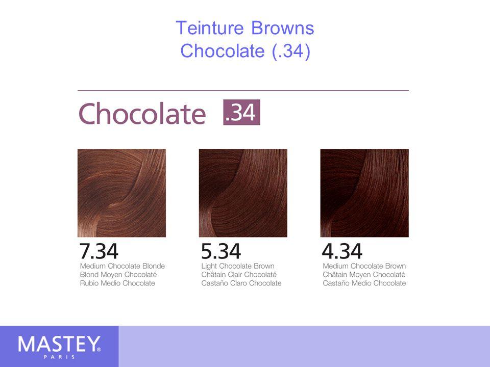 Teinture Browns Chocolate (.34)