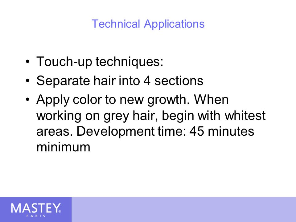 Technical Applications